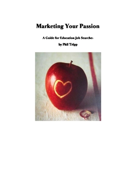 Marketing Your Passion Job Search Guide