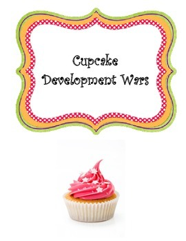 Marketing and Sales Project: Cupcake Development Wars!