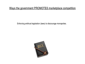 Marketplace Competition power point (CE.13a)