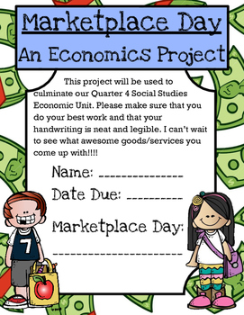 Marketplace Day: An Economic Project
