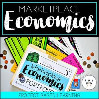 Marketplace Economics Project-Based Learning Activity