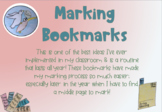 Marking Bookmarks