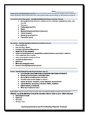 Close Reading Guide for Marking-Up & Taking-Note-Of  Ficti