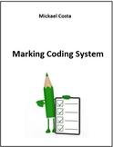 Marking code (#6)