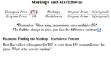 Markup and Markdown Booklet Notes