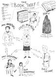 Markus Zusak's 'The Book Thief' Character Map