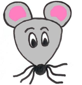Marlon Mouse Sequencing Folder Game