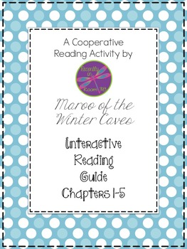 Maroo of the Winter Caves Interactive Reading Guide