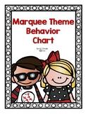Marquee Theme Behavior Chart
