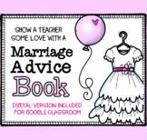 Marriage Advice Book | Wedding or Shower | Google Classroo