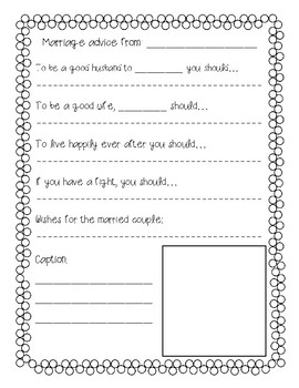 Marriage Advice Booklet
