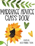 Marriage Advice (Class Book)