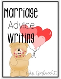 Marriage Advice - Student Book