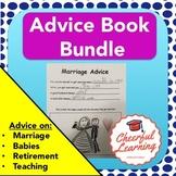 Marriage, Babies, Retirement & New Teachers Advice Book Bundle