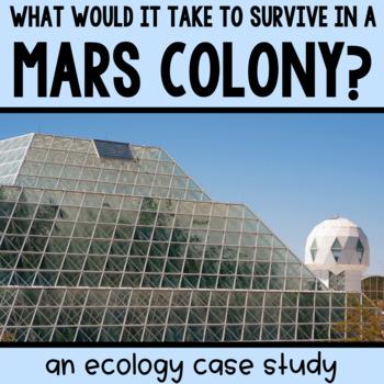 Mars Biosphere Close Reading FREEBIE