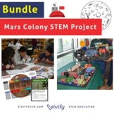 Design a Mars Colony STEM/STEAM Project Bundle!