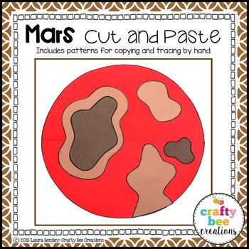 Mars Cut and Paste