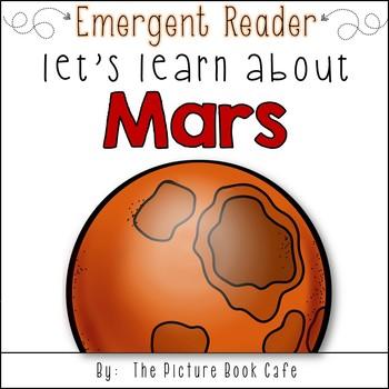Mars Emergent Reader