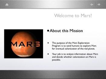 Mars Explorers: Welcome to Mars PDF