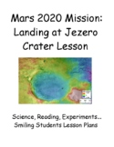 Mars Jezero Crater Landing Mission Lesson