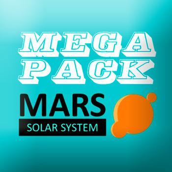 Mars MEGA PACK
