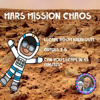 Mars Mission Chaos Breakout