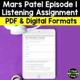 Mars Patel Podcast Season 1: Episode 01 Questions