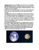 Mars - Planet review article facts lesson information questions activities