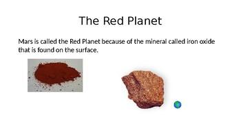 Mars Power Point