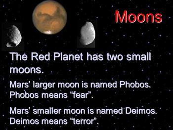 Mars Powerpoint