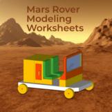 Mars Rover Modeling Worksheets