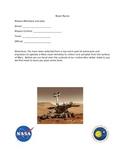 Mars Rover Races