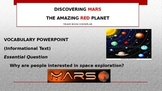 Mars The Amazing RED Planet