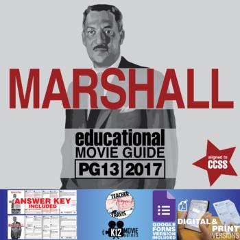 Marshall Movie Guide (PG13 - 2017) - Thurgood Marshall Movie