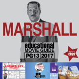 Marshall Movie Guide (PG13 - 2017) - Thurgood Marshall Movie