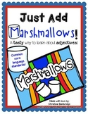 Marshmallow Adjective Tiny Activity Pack