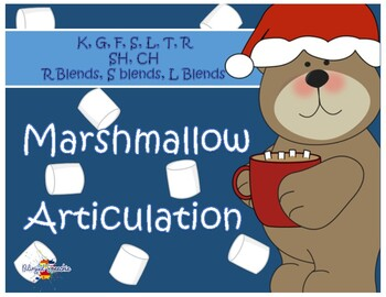 Marshmallow Articulation English
