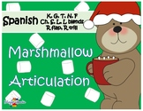 Marshmallow Articulation SPANISH