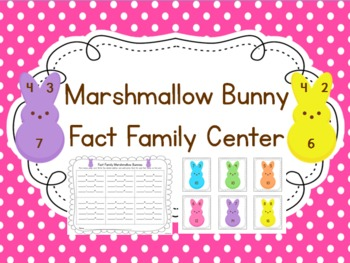 Easter Math Center