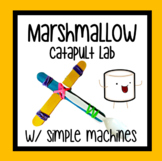 Marshmallow Catapult Activity: Simple Machines