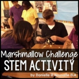 Marshmallow Challenge Back-to-School Activity