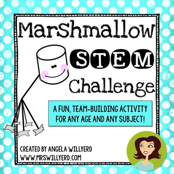 Marshmallow Challenge - STEM and Team Building Activity - SMART Board