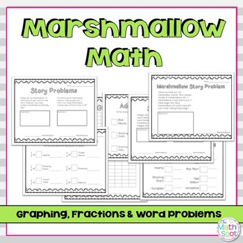 Marshmallow Math for St. Patrick's Day