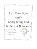 Marshmallow Comparing and Ordering Numbers