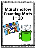 Marshmallow Counting Mats
