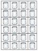 Marshmallow Counting Mats