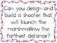 Marshmallow Cup Shooter: Engineering Challenge Project ~ G