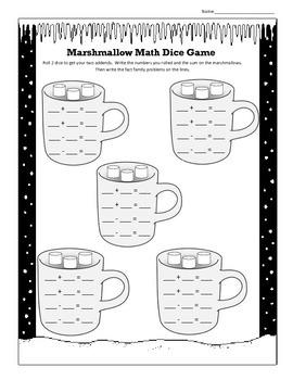 Marshmallow Fact families