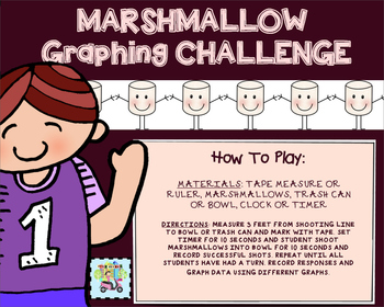 Marshmallow Graphing