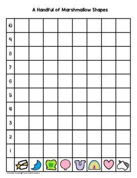 Marshmallow Graphing for Saint Patrick's Day
